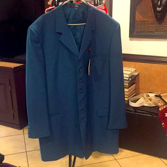 Lucci size 48L Suit Jacket/Blazer NWT